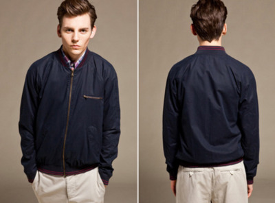 Band of Outsiders - Baseball Jacket