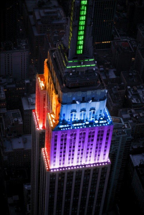 Reblogged from neighborhoodr-newyork:  New York passes Same Sex Marriage bill : 33-29