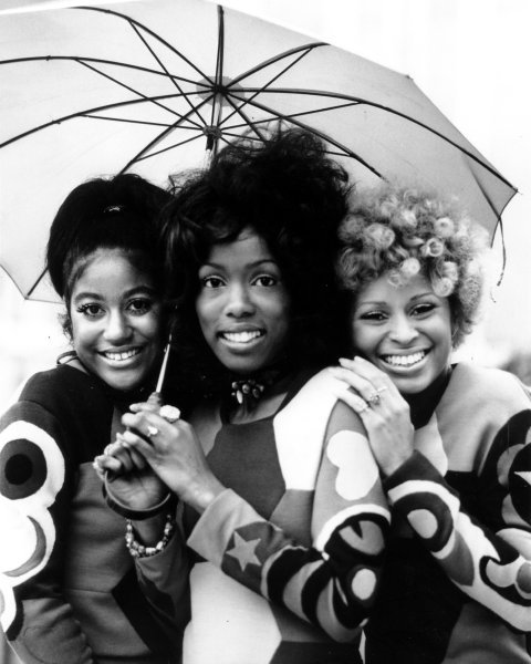 Honey Cone, one of the top female singing groups of the early 70's.