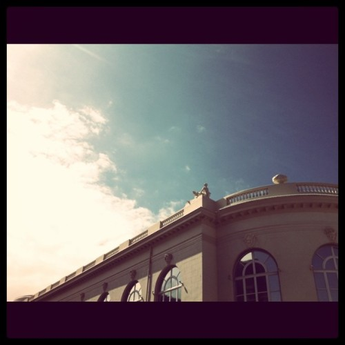 Taken with Instagram at CASINO BARRIERE Deauville