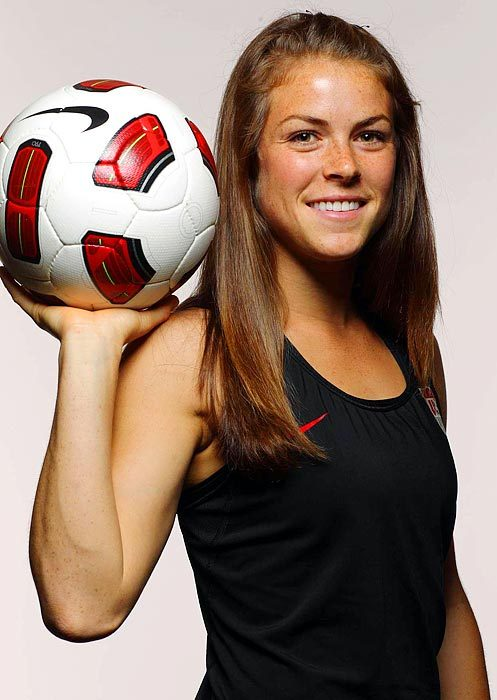 Kelley O'Hara (Entire gallery here.)