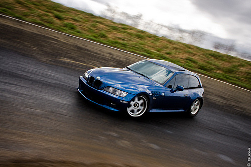 Liked you better topless Starring: BMW Z3 (by gudnir33)