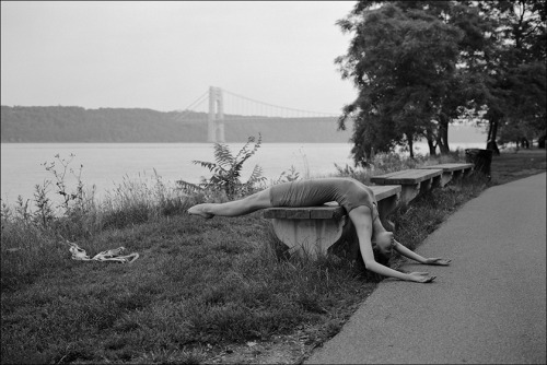 "ballerinaproject:  Zarina - Fort Washington Park Become a fan of the Ballerina Project on Facebook:  http://www.facebook.com/pages/ballerina-project/22455674948 Please vote for the Ballerina Project in the ""One Life"" photography competition: http://BallerinaProject.www.see.me/onelife2011"