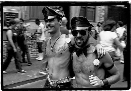 Gay Pride Parade, New York, 1982