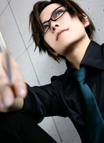 cosplayninja:  I love Kei's take on Cho Hakkai here. Nothing short of perfect!