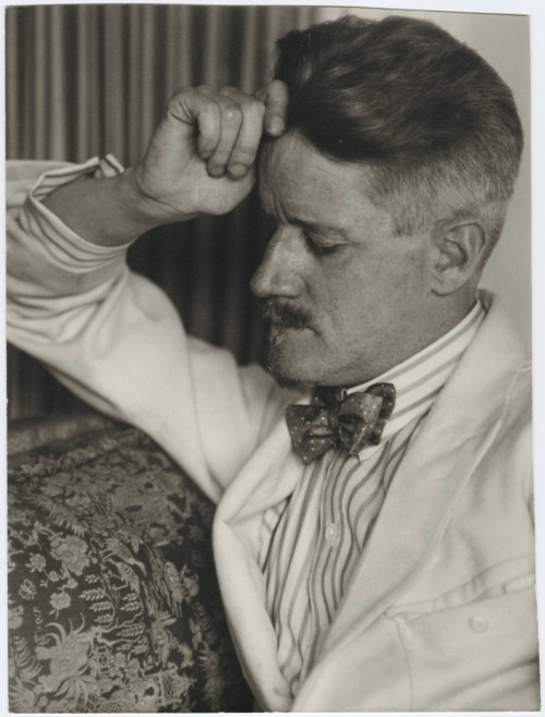 James Joyce, sans glasses and eyepatch.