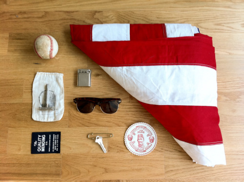 pemberton:  Some recent things I've found/bought since living in NYC. — Follow me on Twitter here: @SirPemberton