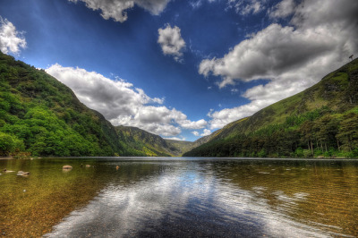 Glendalough on Flickr.