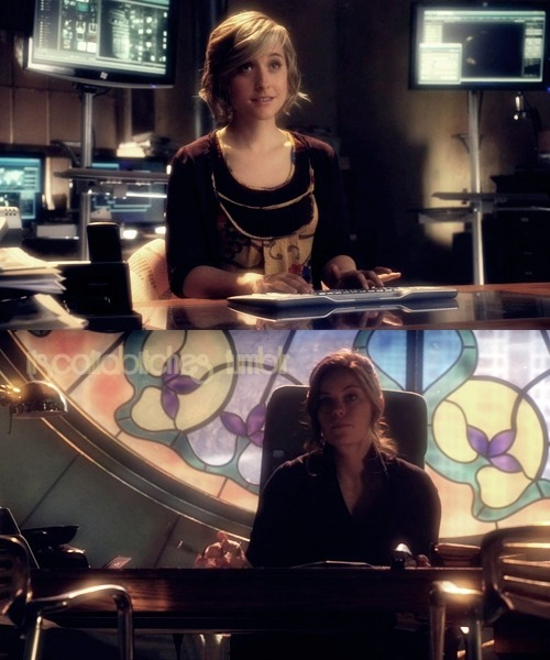 itscatiabitches:  The Watchtower - Part II #Smallville