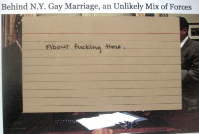 fuck theory why gay marriage matters a personal essay  why gay marriage matters a personal essay dedicated love to nicole d anna