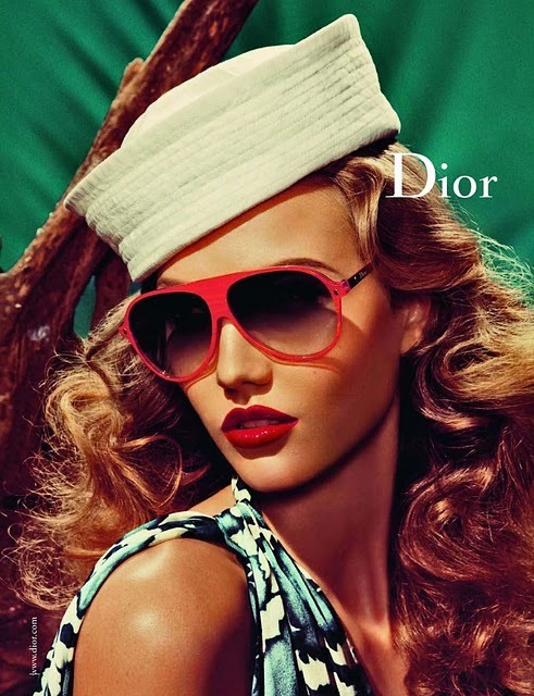 they.call.it.beauty - advertising dior . spring 2011