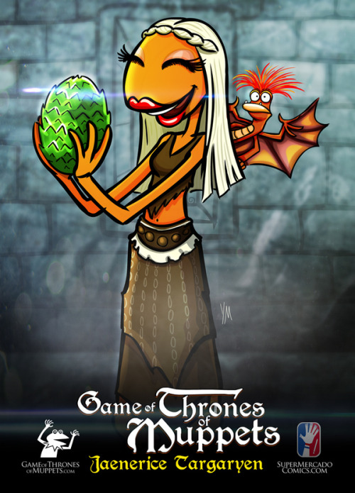 Game of Thrones meets The Muppets THERE IS A WEBSITE