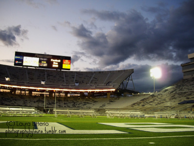 Beaver Stadium at Penn State University.