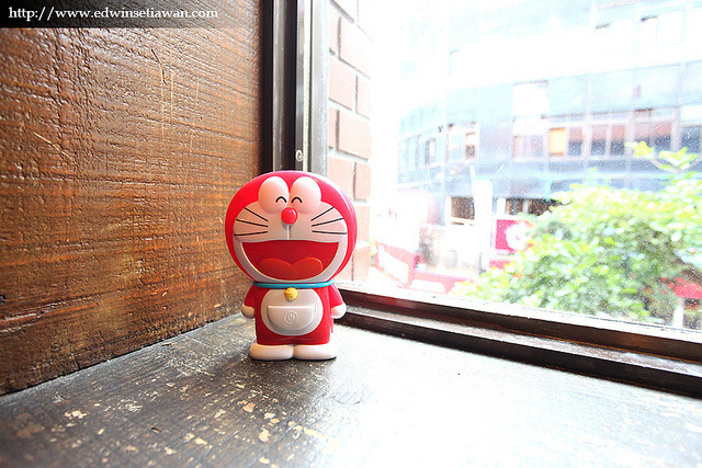 Doraemon by tyrandelf080 on Flickr.