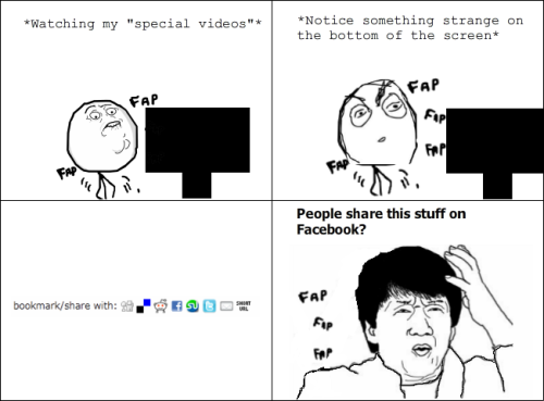 "Maybe I should use the term ""Special Videos?"""