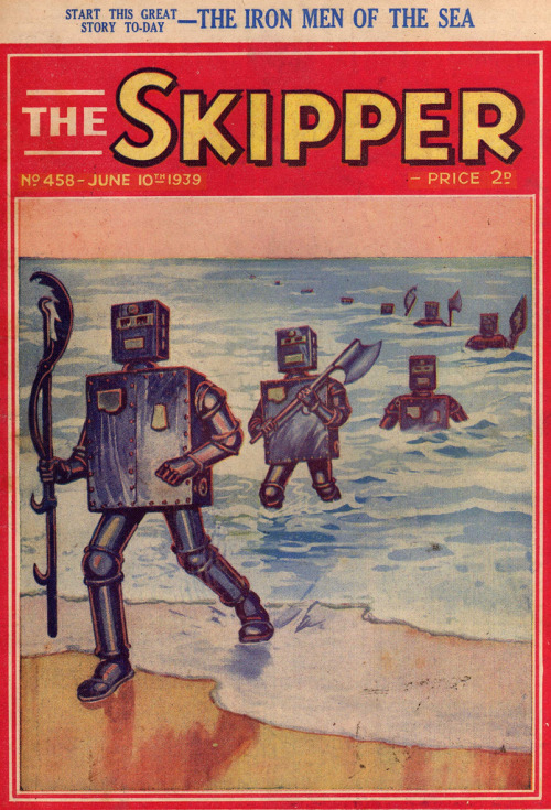 The Skipper mudwerks:  no458 jun 10 1939