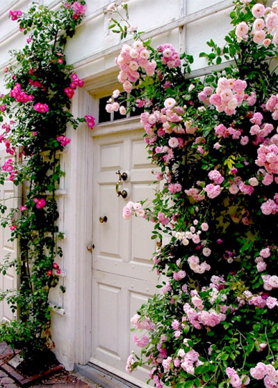 everythingfab:  smallrooms:❥❥ front door
