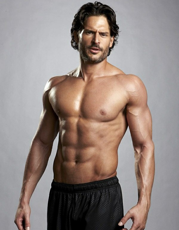 luz-natural:  Joe Manganiello