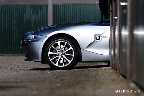Pop up Starring: BMW Z4 3.0Si (by marknauta.nl)