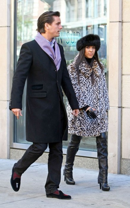Scott, you're awesome. That is all. The coat is damn good looking too…