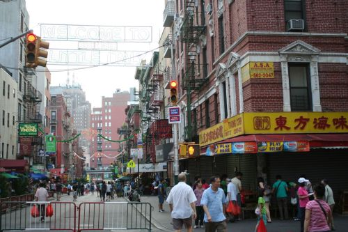 06-25-11 Little Italy, Manhattan