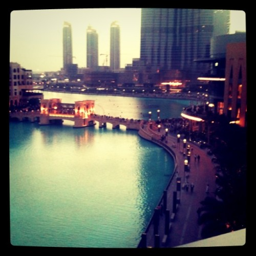 Dubai  (Taken with instagram)