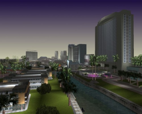 that-gta-blog:  Vice Point-Vice City