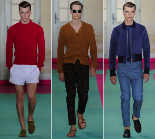 First Look: Acne Spring 2012 See the full Acne Spring 2012 men's collection from Paris right now at GQ.com.