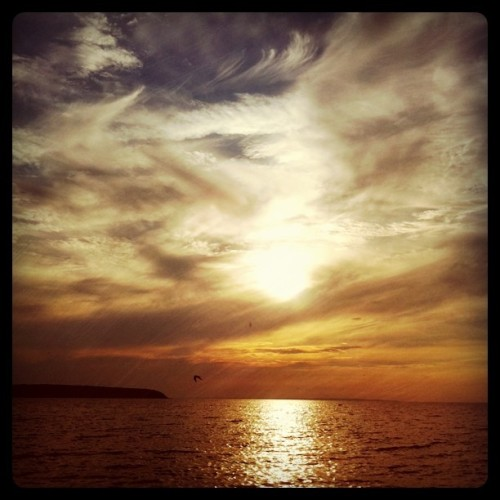Taken with Instagram at Navy Beach