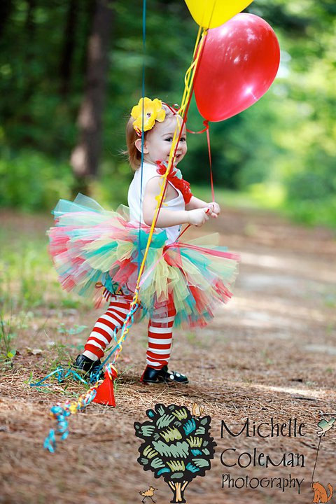 love this for our flower girl! (via CUSTOM Big Top Sweetie 1st 2nd 3rd 4th Birthday by HannahsTutus)