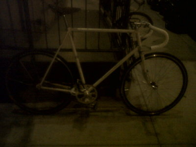 New Bike Night!! Motobecane