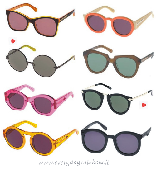 Must have eye wears in different quirky shades.