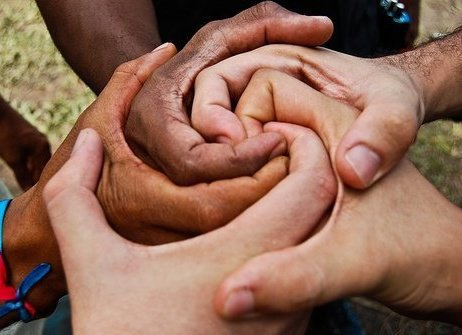 gn-a-r-l-y:  Everybody is equal, no matter what colour you are. Were all human and we all should be treated as so.