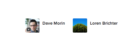 We are thrilled to announce that Dave Morin and Loren Brichter are joining the Sparrow board of advisors.   Dave is a former Apple employee, an early Facebooker who co-invented Facebook Connect and Facebook Platform. He is now CEO/co-founder of the wonderful personal network Path.  Loren is the founder of Tweetie, acquired by Twitter two years ago. He keeps spreading his UI/UX/coding magic on iPhone, iPad and on Mac.   We are honored that both Loren and Dave accepted to advise us and excited to have people with such amazing track records joining us. We are sure their experience and knowledge will benefit to all Sparrow users.