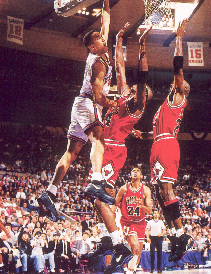 Remember when John Starks happened?