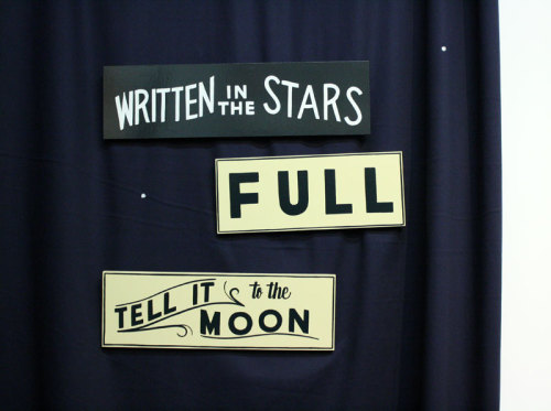 whatkatiedoes: (via New Bohemia Signs & Jeff Canham: FREE. - my love for you is a stampede of horses.)