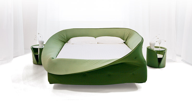 homeandinteriors:   Col-Letto Bed from Lago