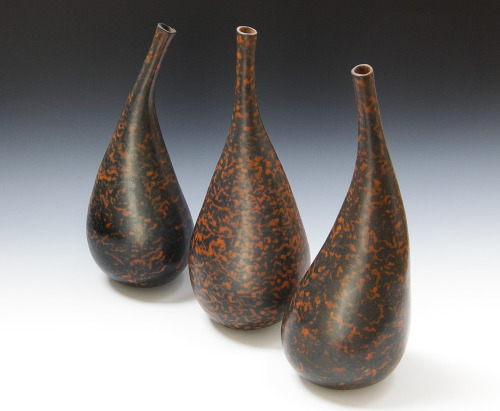 Liza Riddle: Three Vessels
