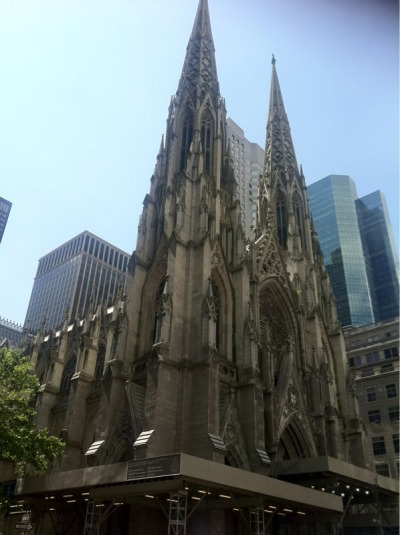 joshsternberg:  St. Patrick's Cathedral. New York City.