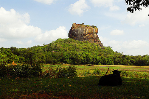 Sigiriya, City on a Rock - Sri Lanka