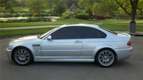 2001 BMW M3 (Izzy's dream car)