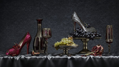 Peter Lippmann for Christian Louboutin FW 2009