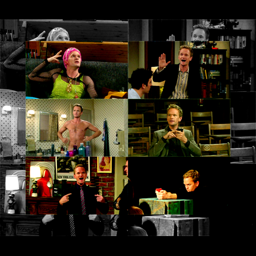 6 caps meme | Barney Stinson | requested by halpertss