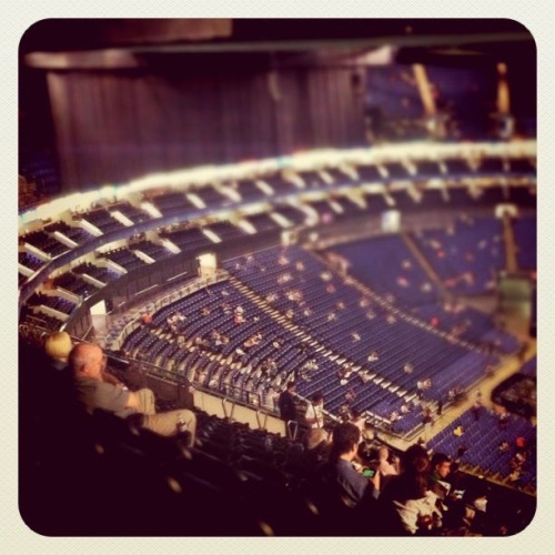 adampaulverity:  O2, London, 2011