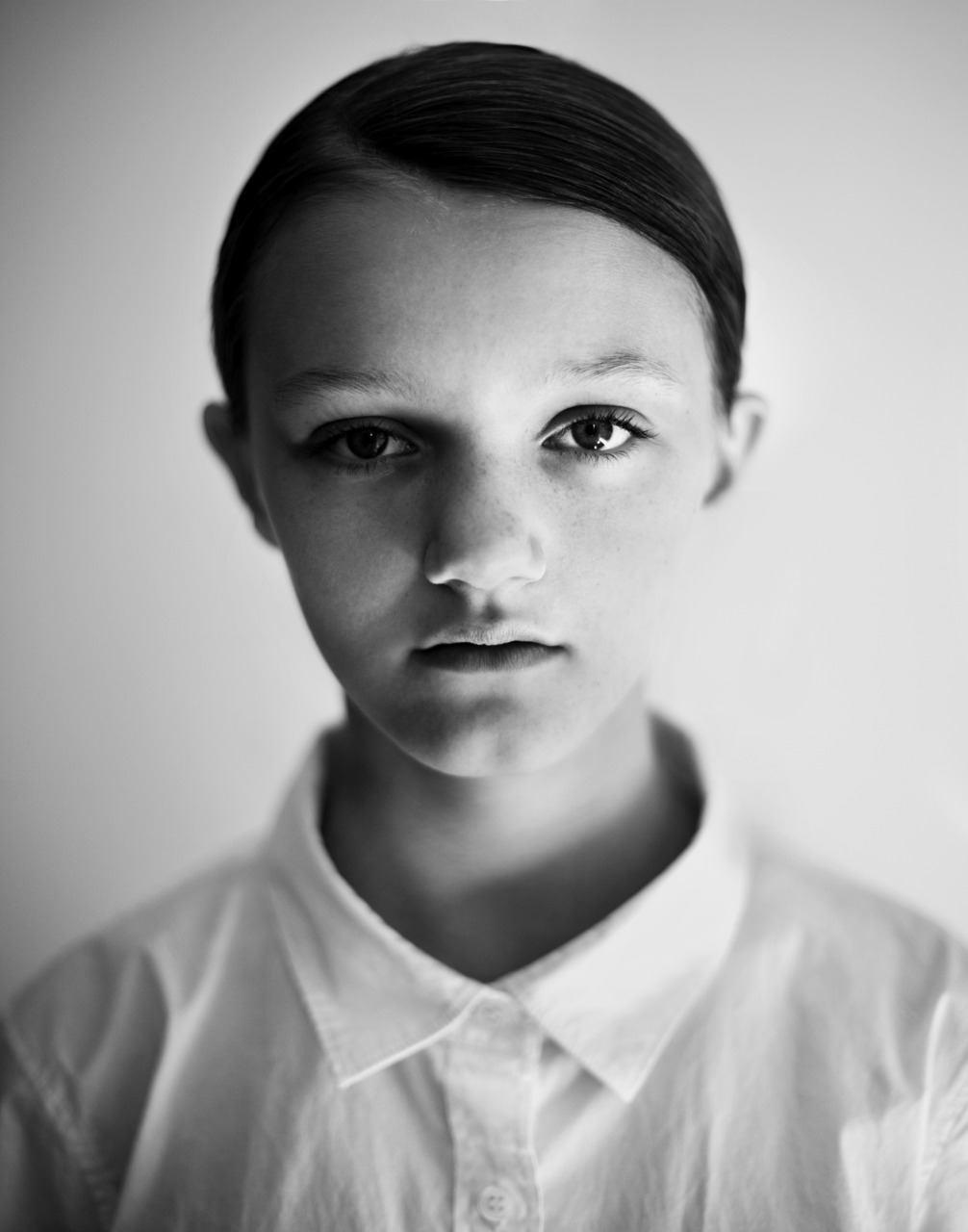 davidurbanke:  12 year old Peyton Knight by David Urbanke