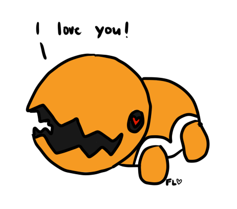 Trapinch loves you/