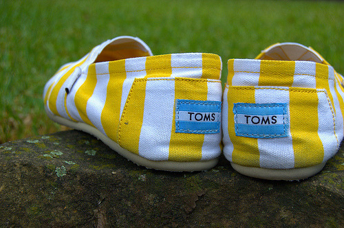 Reblog if you love Toms!