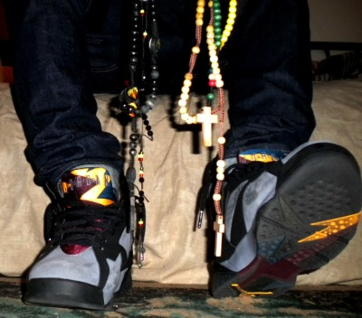 Rosaries x Bordo's .
