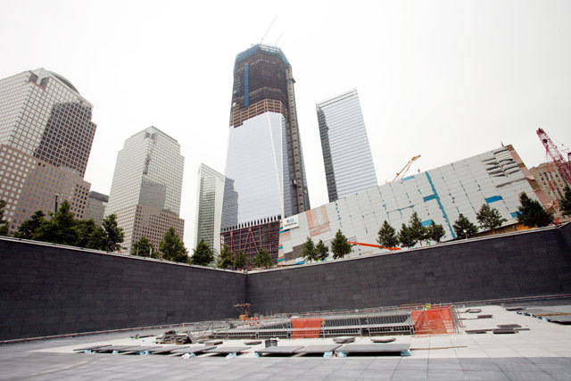 Exclusive: World Trade Center Progress Tour: Via. Gothamist