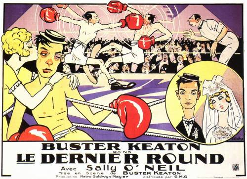 theloudestvoice:  Cinema poster art for Battling Butler, 1926 (via Trouble In Paradise)